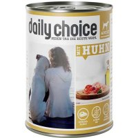 Nassfutter daily choice Mit Huhn Adult