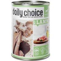 Nassfutter daily choice Mit Lamm Adult
