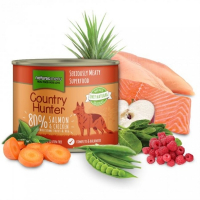 Nassfutter Natures Menu Country Hunter - Lachs und Huhn