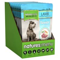 Nassfutter Natures Menu Senior Lamb with Chicken Vegetables & Rice