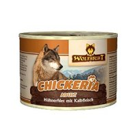 Nassfutter Wolfsblut Chickeria Hühnerfilet & Kalb
