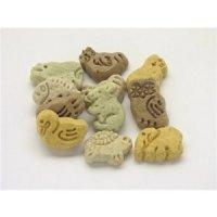 Snacks Mera Hundekekse - Tierfiguren Mix - 3 cm