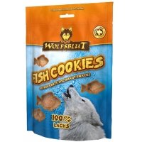 Snacks Wolfsblut Fish Cookies Lachs