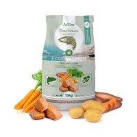 Trockenfutter AniForte PureNature FjordSalmon - Frischer Lachs mit Kartoffeln