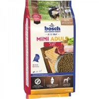 Trockenfutter bosch Mini Adult Lamm & Reis