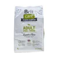 Trockenfutter Brit Care Adult Small Breed Lamb & Rice