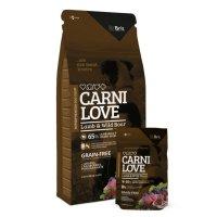 Trockenfutter Brit Carni Love Lamb & Wild Boar