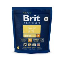 Trockenfutter Brit Premium Junior M