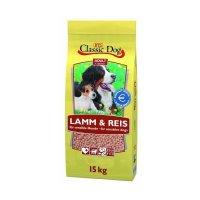Trockenfutter Classic Dog Adult Lamm & Reis