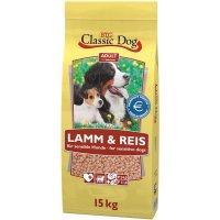 Trockenfutter Classic Dog Sensible Lamm & Reis