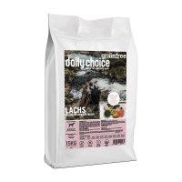 Trockenfutter daily choice Grainfree Lachs mit Kartoffeln und Erbsen