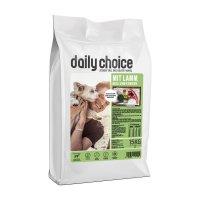 Trockenfutter daily choice basic mit Lamm, Reis und Erbsen