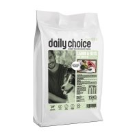 Trockenfutter daily choice Sensitive Lamm & Reis mit Erbsen