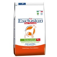 Trockenfutter Exclusion Diet Intestinal Medium & Large Breed Pork and Rice