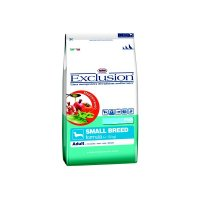 Trockenfutter Exclusion Mediterraneo Small Breed Adult Fish