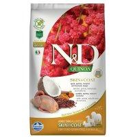 Trockenfutter Farmina N&D Quinoa Skin & Coat Quail Adult All Breeds