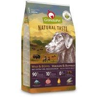 Trockenfutter GranataPet Natural Taste Wild & Büffel