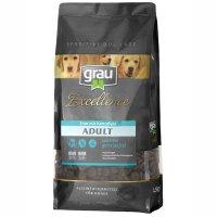 Trockenfutter Grau Excellence Adult sensibel mit Ente & Kartoffeln