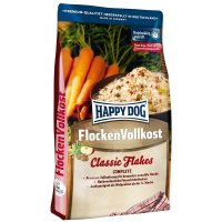 Trockenfutter Happy Dog Flocken Vollkost Classic Flakes