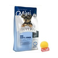 Trockenfutter Happy Dog Mini Baby & Junior