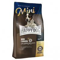 Trockenfutter Happy Dog Supreme Sensible Mini Canada