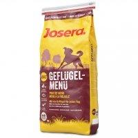 Trockenfutter Josera Geflügel-Menü