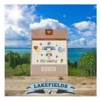 Trockenfutter Lakefields Premium Welpen Hundefutter Huhn