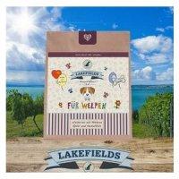 Trockenfutter Lakefields Premium Welpen Hundefutter Rind