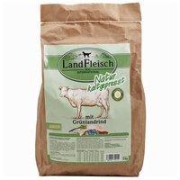 Trockenfutter LandFleisch Natur kaltgepresst mit Grünlandrind Junior