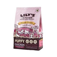 Trockenfutter Lilys Kitchen Green Free Puppy Free Run Chicken & Scottish Salmon