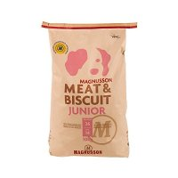 Trockenfutter MAGNUSSON Meat & Biscuit Junior