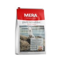 Trockenfutter Mera pure sensitive fresh meat Mini Adult Truthahn & Kartoffel