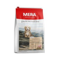 Trockenfutter Mera pure sensitive Mini Adult Truthahn & Reis