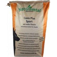 Trockenfutter Naturavetal Canis Plus Sport