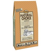 Trockenfutter NUTRO Natural Choice Adult Light Lamb & Rice
