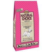 Trockenfutter NUTRO Natural Choice Adult Mini Chicken