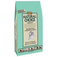 Trockenfutter NUTRO Natural Choice Adult Sensitive Chicken & Rice