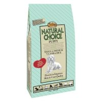 Trockenfutter NUTRO Natural Choice Small & Medium Puppy Lamb