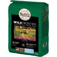 Trockenfutter NUTRO Wild Frontier Adult Large Truthahn und Huhn