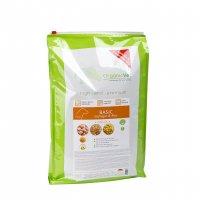 Trockenfutter OrganicVet Basic Geflügel & Reis Adult