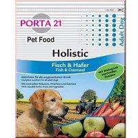 Trockenfutter Porta 21 Holistic Fisch & Hafer