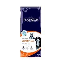 Trockenfutter Pro-Nutrition Flatazor Prestige Junior Maxi