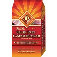 Trockenfutter Regal Grain Free Lamb & Buffalo