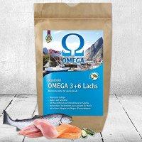 Trockenfutter Schecker DOGREFORM Omega 3 + 6 Lachs