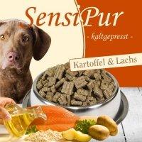 Trockenfutter Schecker SensiPur Kartoffel & Lachs