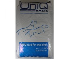 Trockenfutter UniQ Basic