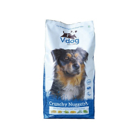 Trockenfutter V-dog Crunchy Nuggets
