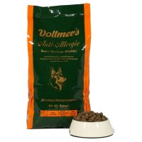 Trockenfutter Vollmers Anti-Allergie