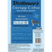 Trockenfutter Vollmers Energy Extra