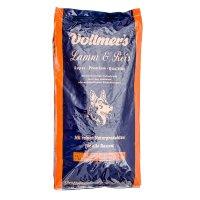 Trockenfutter Vollmers Lamm & Reis